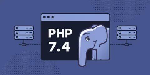 Поддержка PHP 7.4